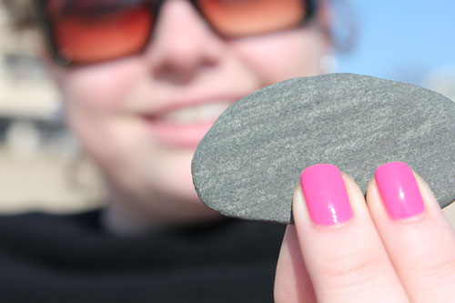 The Skipping Stone